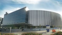 MANILA MALLS. The facade of SM Megamall, one of many malls located along EDSA in Metro Manila. File photo courtesy of SM