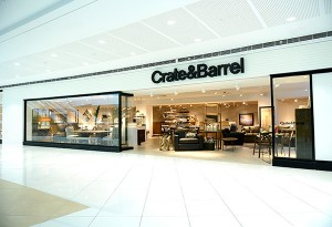Crate & Barrel Philippines opens its first store in Manila at the 4th level of SM Megamall's Mega Fashion Hall, creating an exciting new retail synergy in Manila.