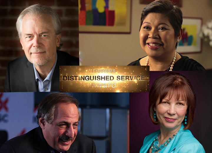 ICSC Trustees Distinguished Service Award