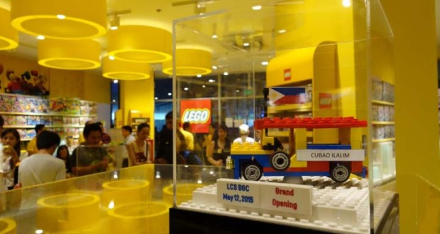 First LEGO-certified store in PH opens | Philippine Retailers ...