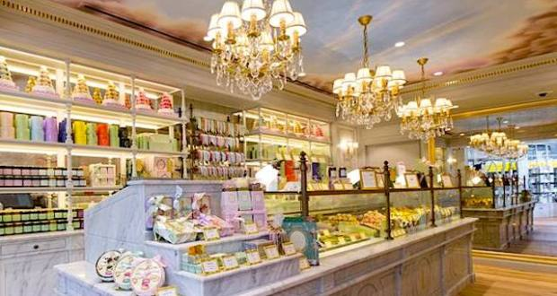 laduree home of the original french macaron opens in manila philippine retailers association. Black Bedroom Furniture Sets. Home Design Ideas