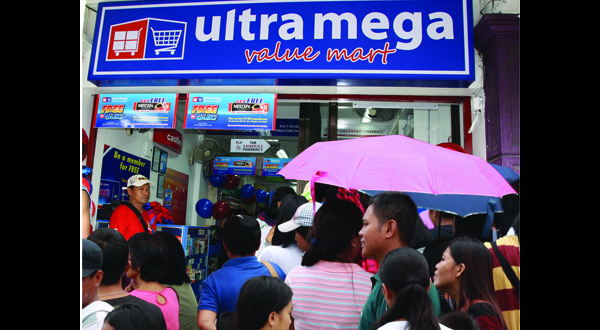 Ultra Mega launched its new concept store in Poblacion, Muntinlupa City last July 25, 2015.