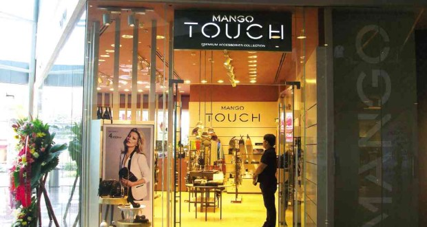 MANGO has 34 standalone stores in the Philippines —more than Hong Kong's four, Singapore's 16, and the United States' 7