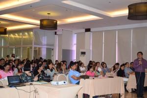 Regional Roadshow Seminar at Legazpi City, Albay