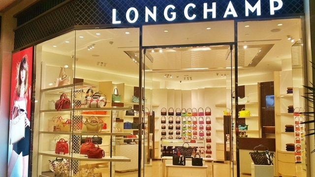 Longchamp Philippines expands with fourth store - Philippine ... c3c50aaeb723b