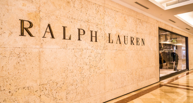 Kuala Lumpur, Malaysia, May 20, 2016:  Ralph Lauren Signage On Their Outlet At Klcc, Kuala Lumpur.
