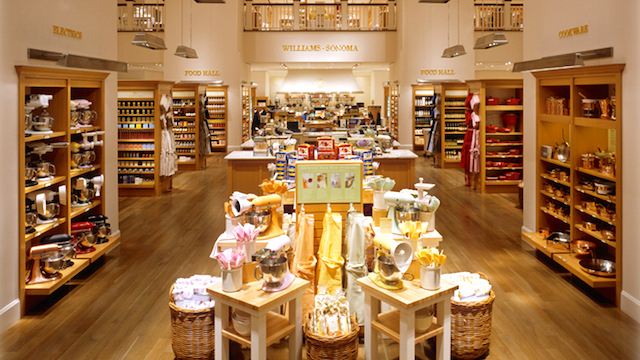 Williams Sonoma South Korean Partner Appointed