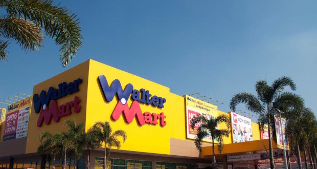 3-24 PRESS RELEASE - Walter Mart set to expand store footprint