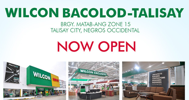 07-04 Wilcon Depot opens branch in Negros Occidental