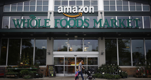 07-10 Amazon to Acquire Whole Foods for $13.7 Billion in Cash