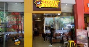 sizzlin steak