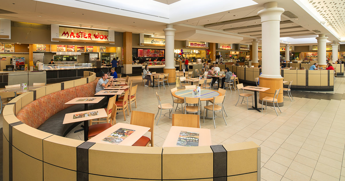 mall restaurant