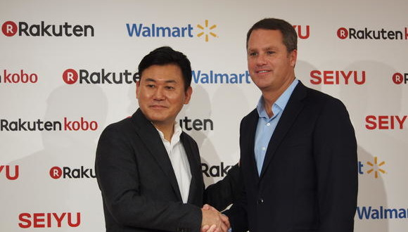 walmart strategic alliance
