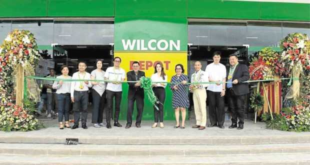 wilcon rebuilds with tacloban philippine retailers association. Black Bedroom Furniture Sets. Home Design Ideas
